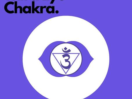 The Third Eye Chakra - Ajna