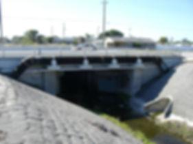 bridge piling