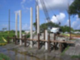concrete bridge