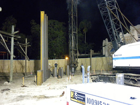 h pile contractor