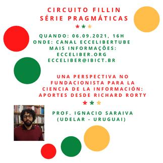 Na próxima segunda, Circuito Fillin discutirá Pragmatismo