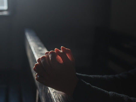 Prayer in a Difficult Time