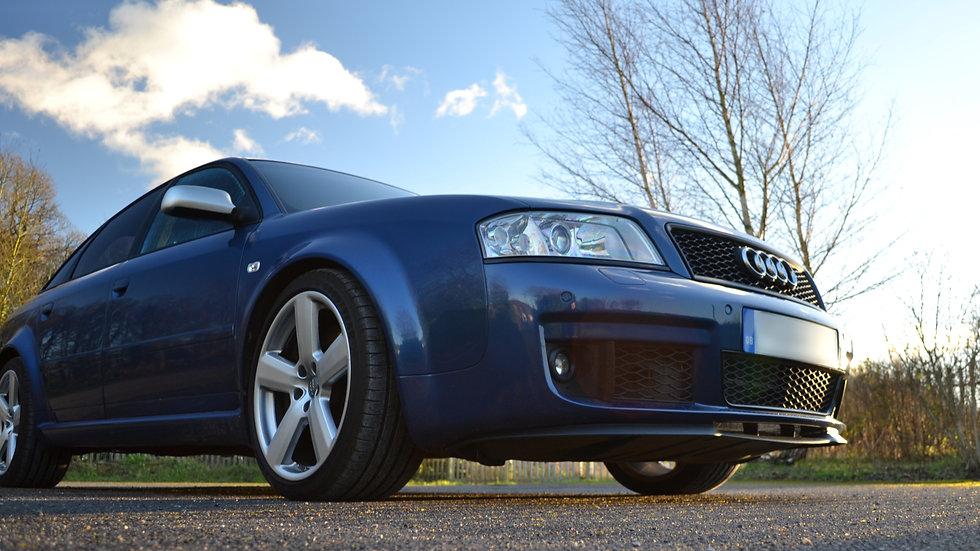 2004 Audi RS6 Saloon
