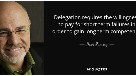 Do You Liked Being Overworked as a Manager? 3 Steps to Great Delegation