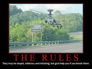 I Hate Rules