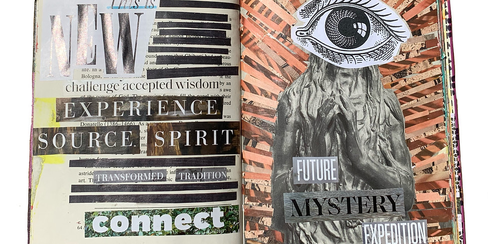 Pretty Gritty Creative Journaling
