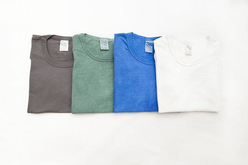 (兩件優惠裝) 美國製有機純棉 T-shirt