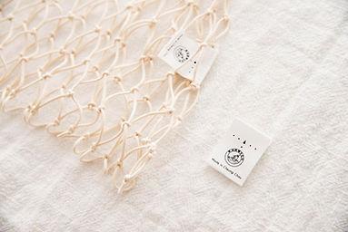 漁網袋 漁網袋 島中坊研 Island Workbench bag 袋 長洲 Cheung chau handmade 手作 手製 西灣