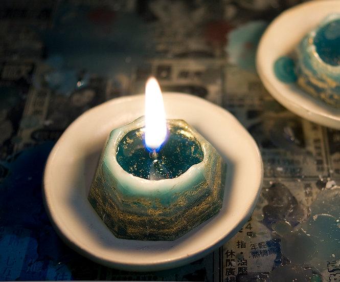 玉山小山蠟燭