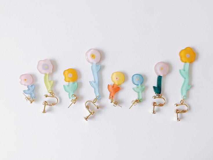 春日和耳環