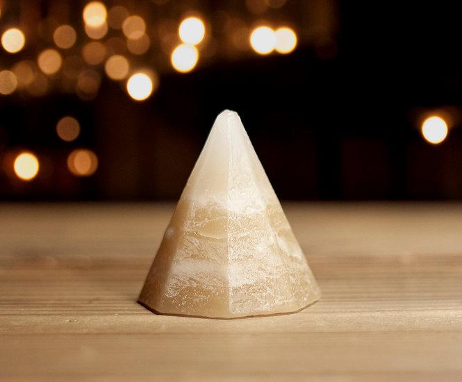 惠更斯山小山蠟燭