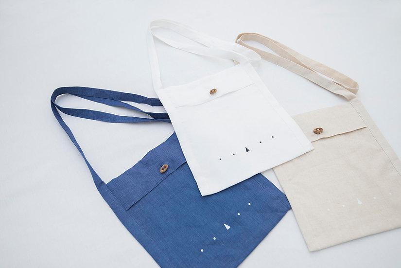 麻布日常袋 (5款顏色)