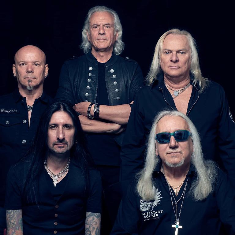 Uriah Heep, Rock&Roll Sensations