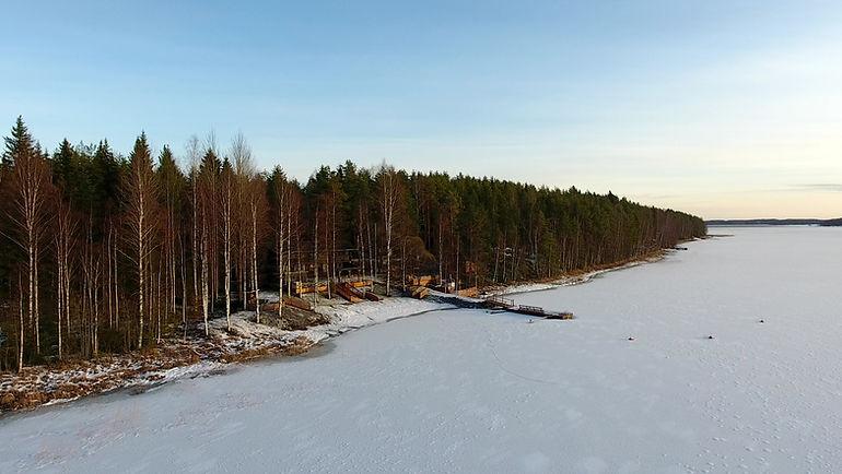 Villa Karhunpesä Savonlinna esittely
