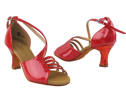 Souliers de danse sociale femme modèle C1651