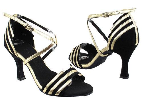 Souliers de danse sociale femme modèle SERA1700