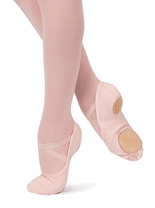 Chaussons de ballet (demi-pointes) Grishko rose