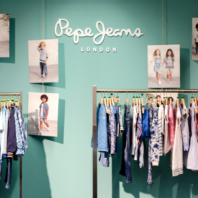 Pepe Jeans, Web Kampagne