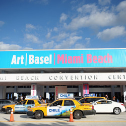 Art Basel Miami, Soundtracks