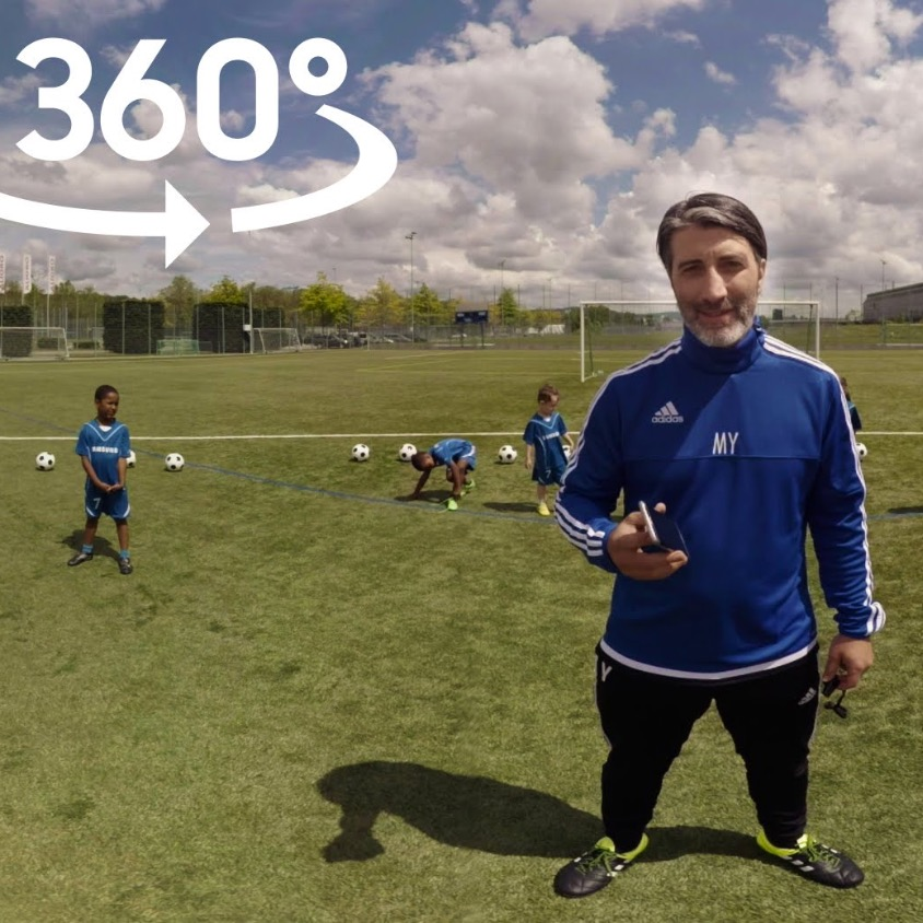 Samsung, 360°-Clip