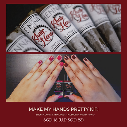 Make My Hands Pretty Kit!