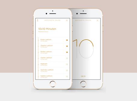 Geführte Meditationen // Meditations-App Du hast Pause