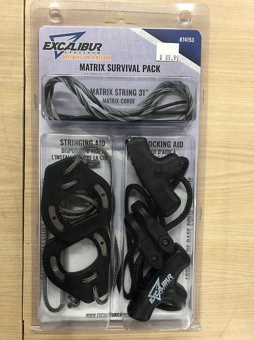 Matrix Survival Pack