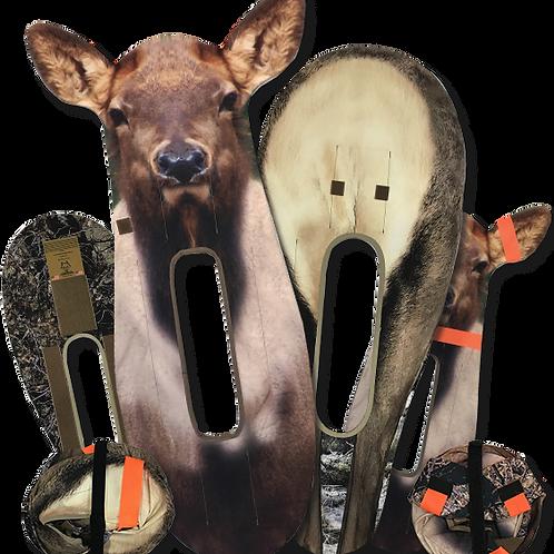 Elk Stalker Decoy