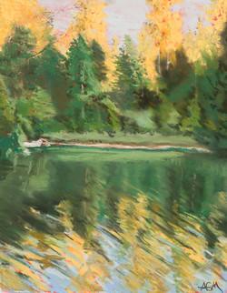 Lake Reflections LA19
