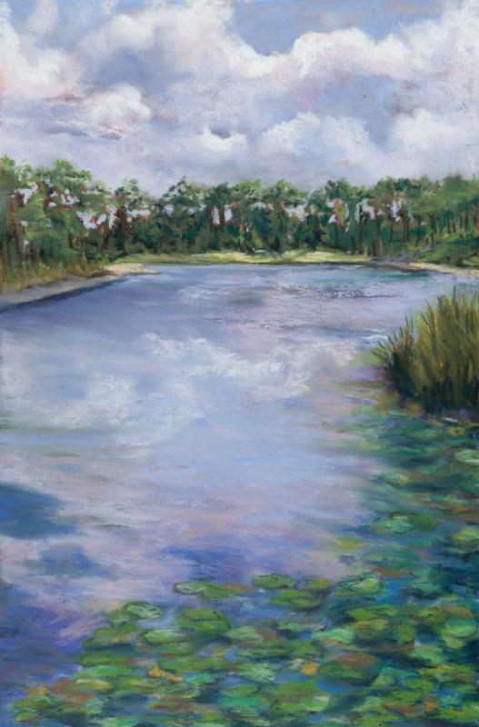 A Monet Morning LA21