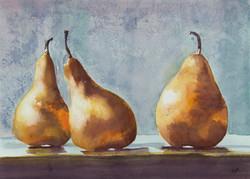 Dancing Pears