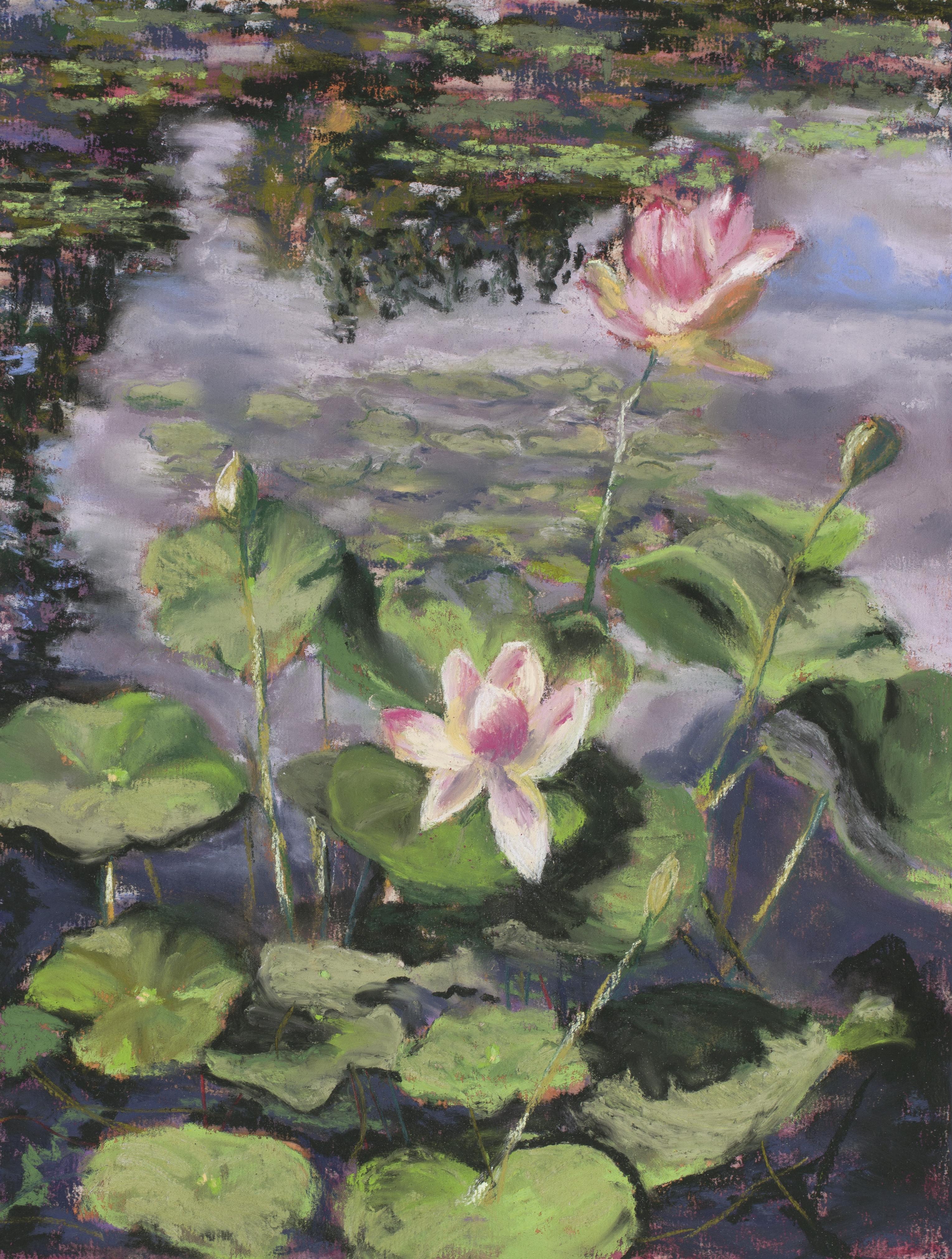 Monet's Reflection