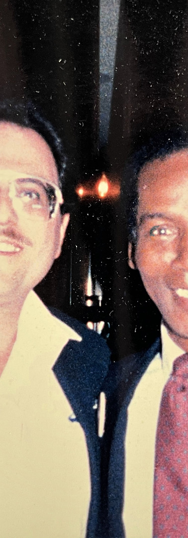 Bob and Ernie Banks