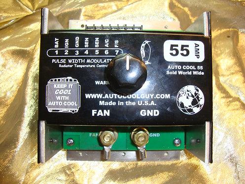 AUTO COOL 55 Pulse width modulated fan controller
