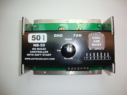 AUTO COOL NB-50 NO BUZZ 50 AMPS