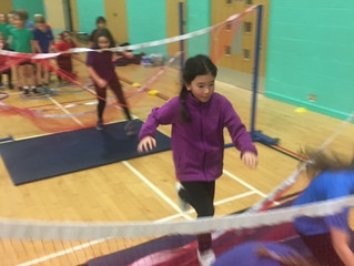 Children in Need - Obstacle Course Completed!