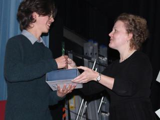Year 12 GCSE Certificate Presentation Evening