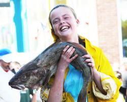 Codfish Race