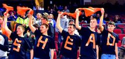 Maine loves High School basketball!