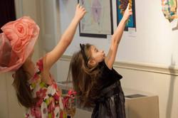 Thrilling gallery installations
