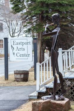 Eastport Arts Center, Eastport, ME