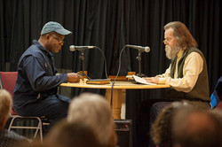 Staged play reading at the EAC