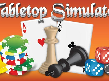 We're on Tabletop Simulator (and also have a Discord channel)