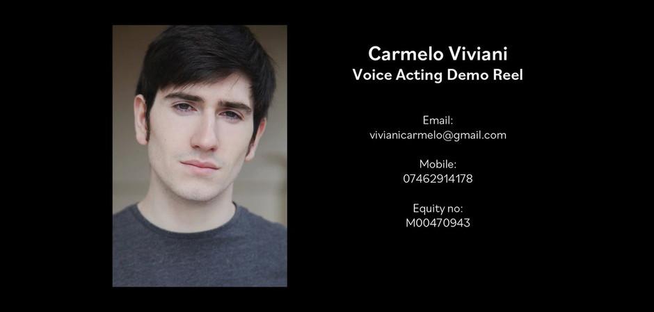 Carmelo Viviani VA reel