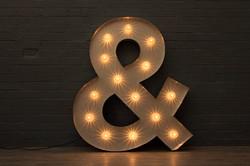 Simbol luminos de inchiriat