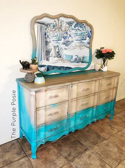 Boho French Provincial