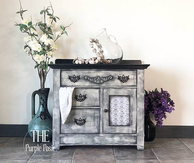Romantic Antique Wash Stand