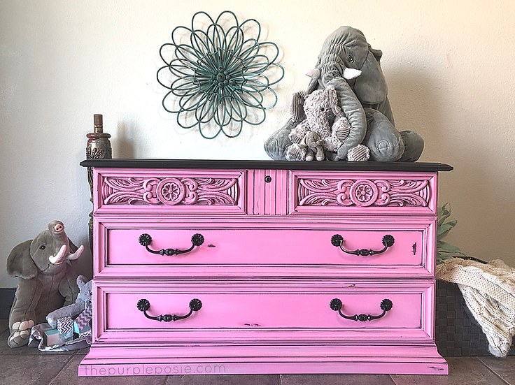 Pretty In Pink Hope Chest