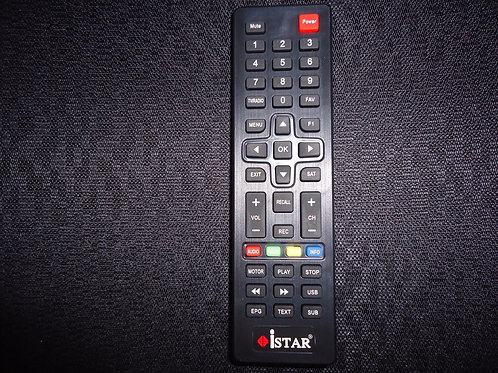 Istar Remote Control (For the New Models)