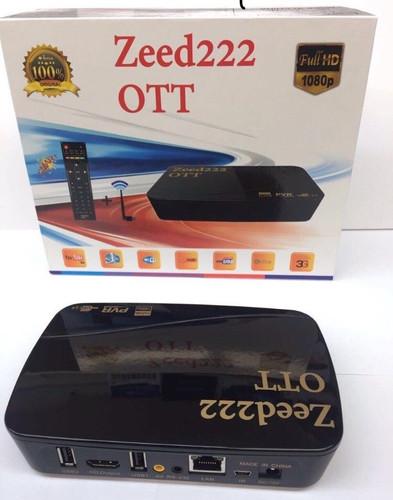 Istar Zeed222 OTT with One year online tv